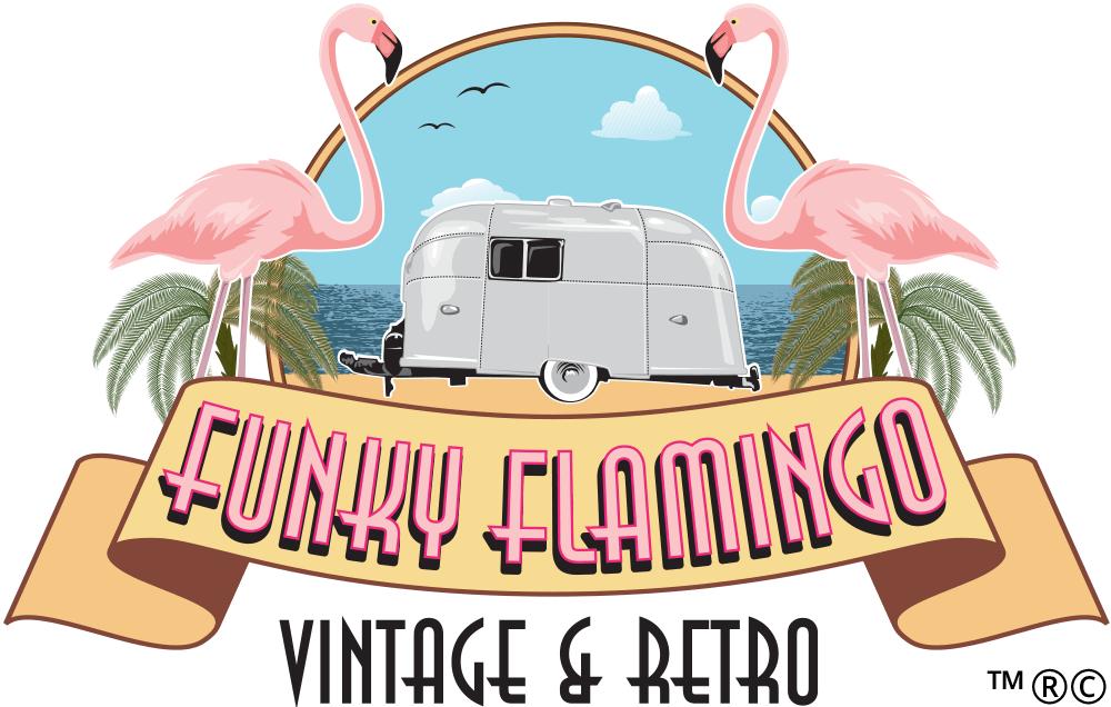 Funky Flamingo: Retro & Vintage